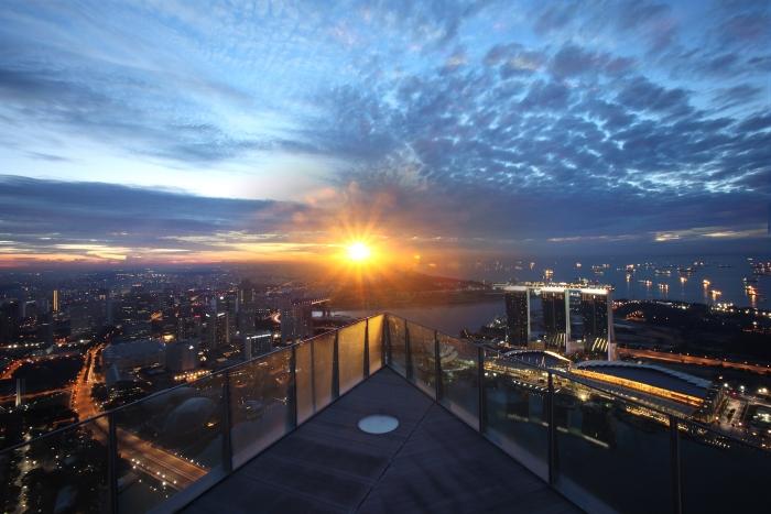 Atemberaubende Aussicht vom 1-Altitude (Foto: PR)
