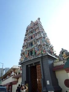 Hindu-Tempel Sri Mariamman